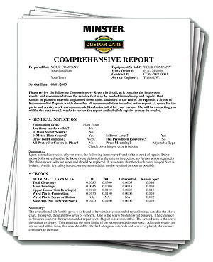 Comprehensive Report Sample