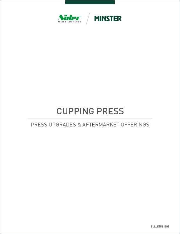 Cupping Press Upgrades