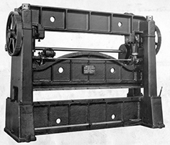 Minster Press Brake