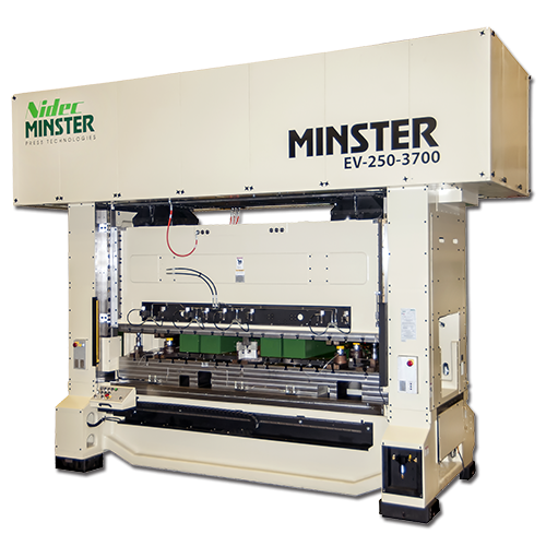 Minster EV Presses