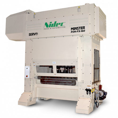 Nidec Minster P2H-FX Series Presses
