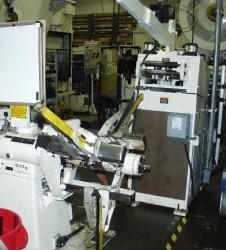 "12"" Wide x 3,000 lbs. Capacity Littell Servo Feed Line"