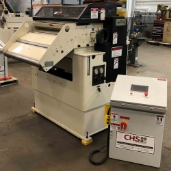 Minster MEF5-32 Single Roll Electric Feed