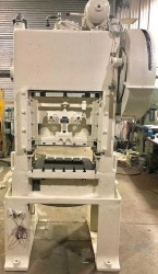 Nidec Minster P2-30-24 - This machine is presently under refurbishment.