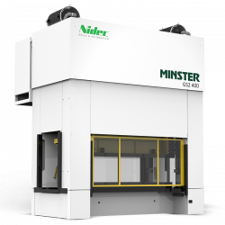 Minster GS2-400 Press