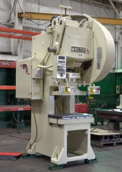 Nidec Minster No. 6 OBS Gap Frame Press